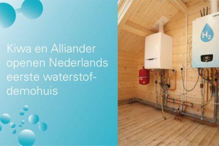 Een waterstofhuis